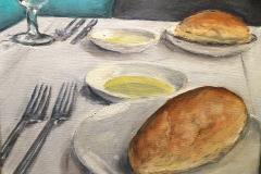 Bread, Oil & Water II